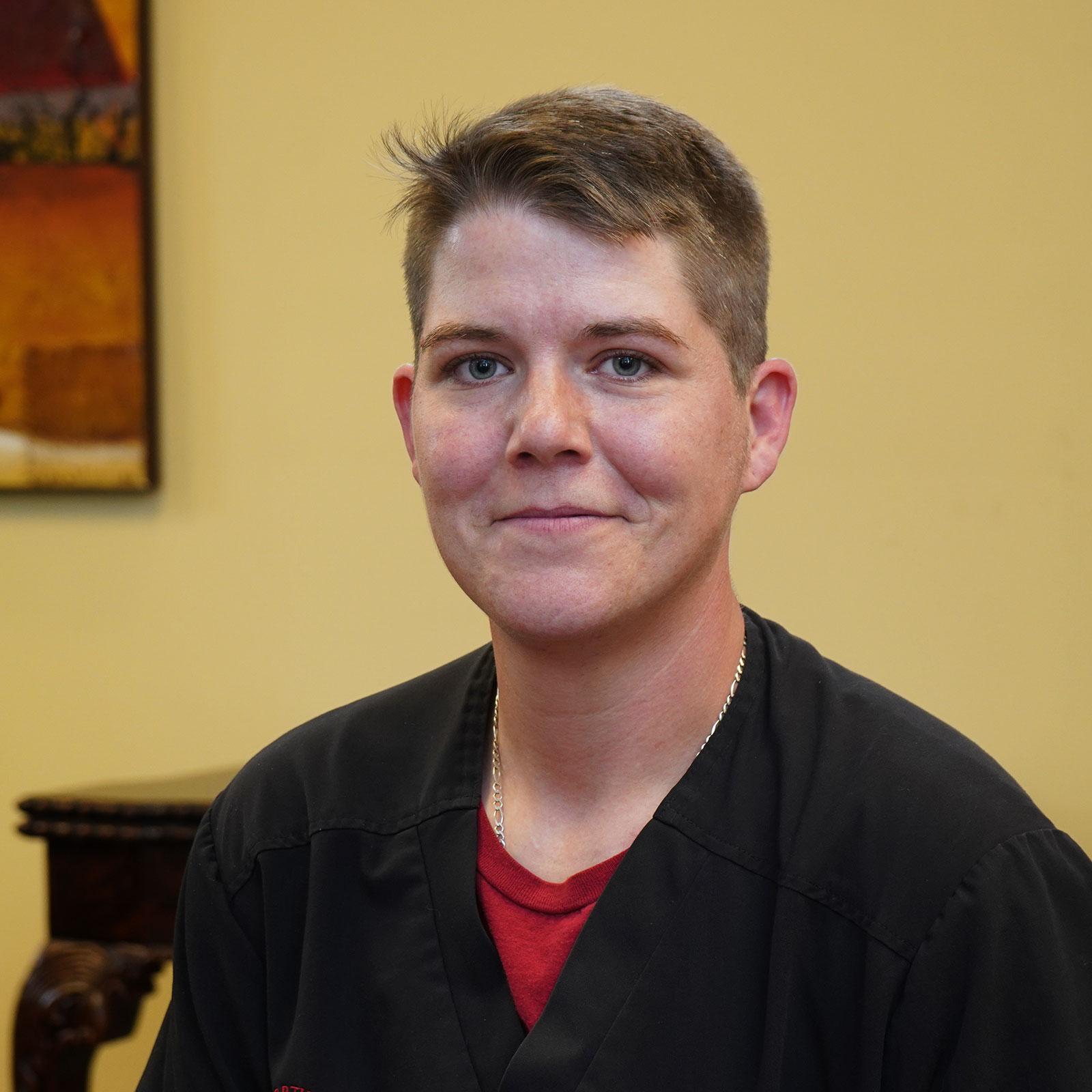 Brittney Crawford, Surgeon's Assistant