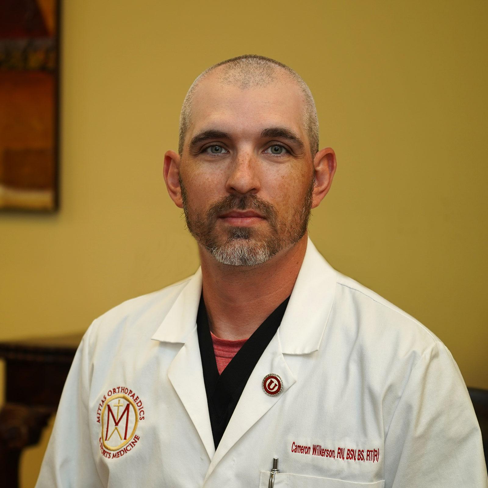 Cameron Wilkerson, RN, BSN, RT(R)